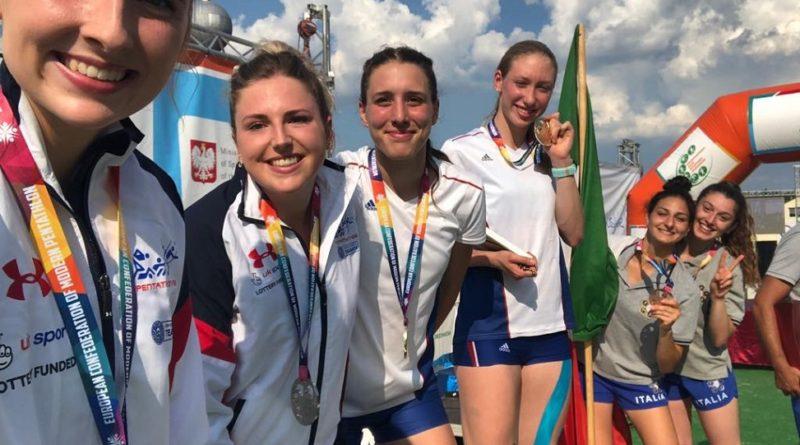 Česká štafeta dívek ZLATÁ na Mistrovství Evropy juniorů!