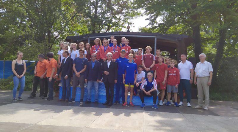 Open European Laser Run Championship 2019 Weiden (GER)